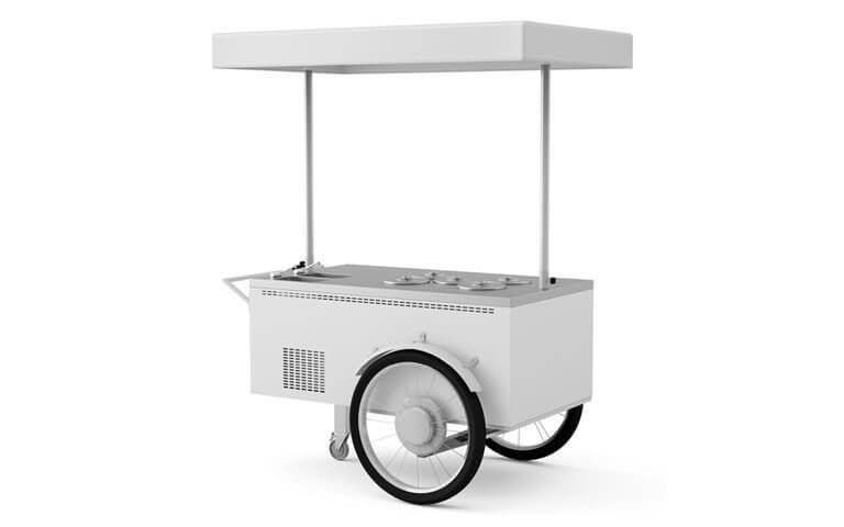 Riksza do lodów – 5 kuwet