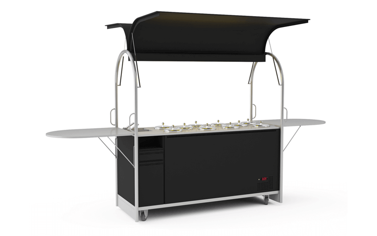 Ice cream cart 2000